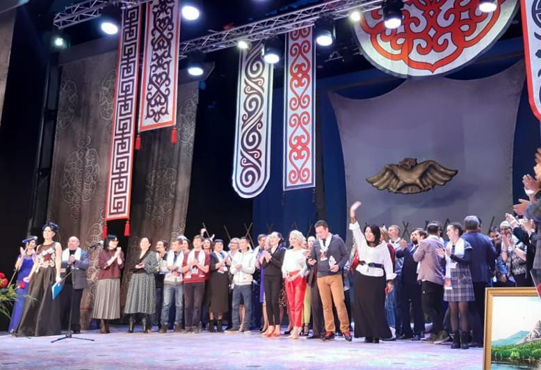 Көкшетауда бірінші халықаралық «TeArt-Көкше» фестивалі өтті