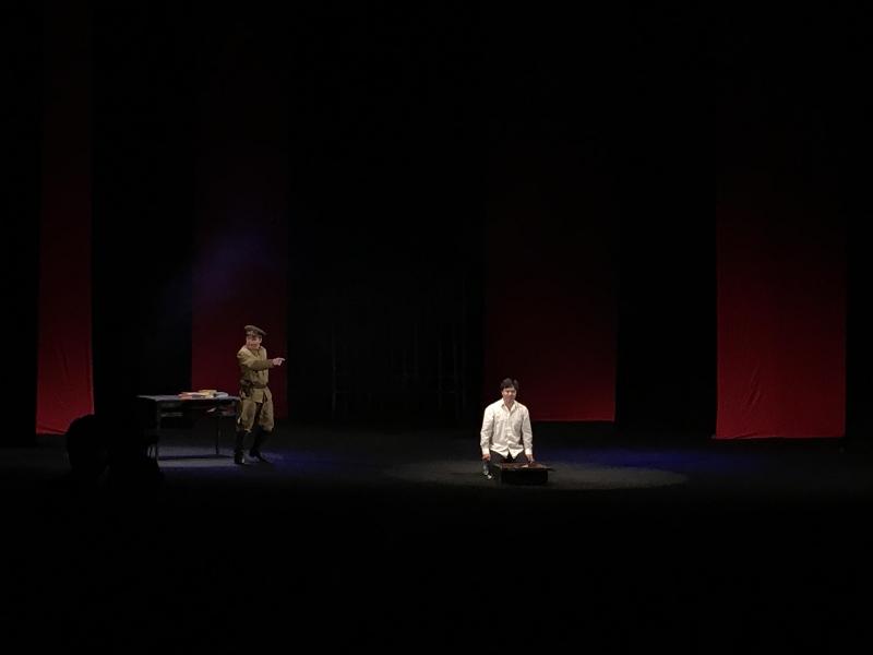 Спектакль о Беимбете Майлине представилиалматинцам