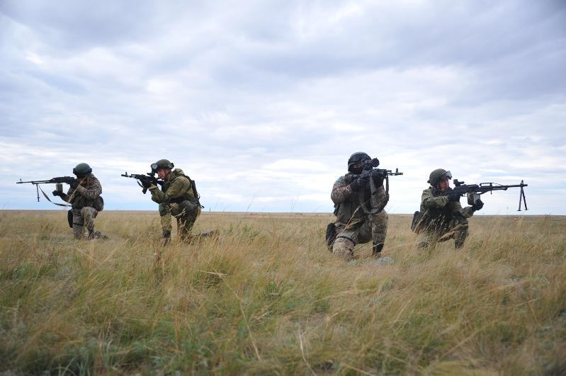 Қарулы күштер әскери барлаушылар күнін атап өтті