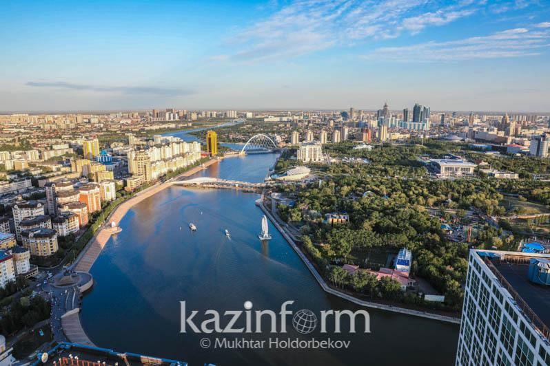 Благоустройство города начнем с правого берега – главный архитектор Нур-Султана