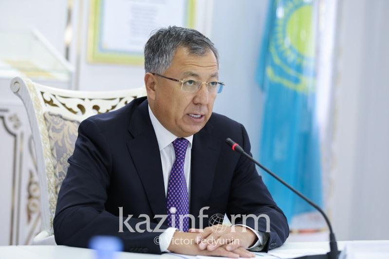 Janseıit Túımebaev: Qazaqstan halqy Assambleıasy - azamattyq qoǵamdy damytýdaǵy jarqyn mysal