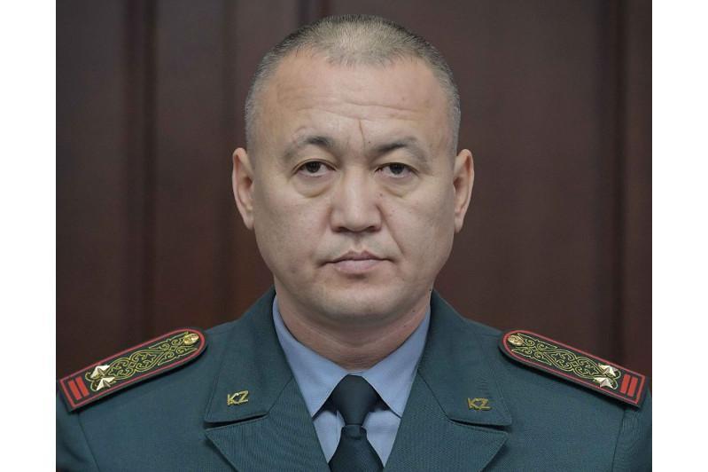 Начальник Департамента по делам обороны сменился в Павлодарской области