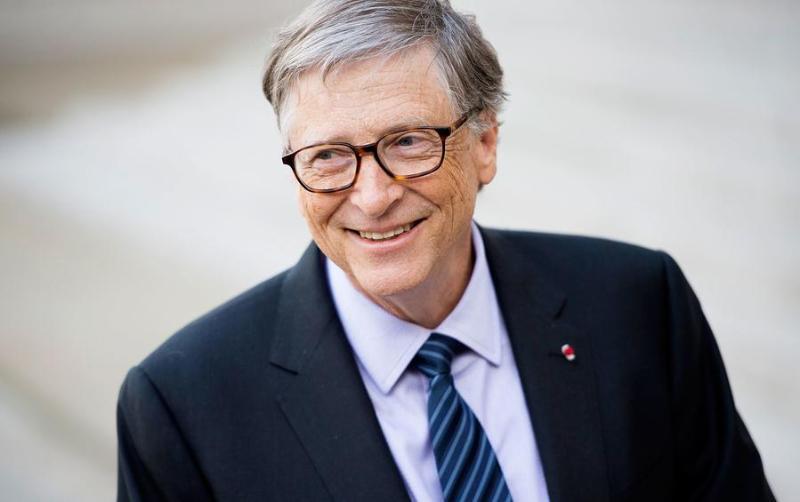 比尔•盖茨失去全球第二大富豪位置
