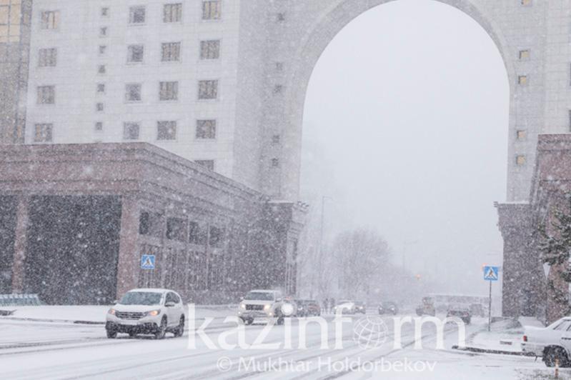Туман и гололед сохранятся в ряде регионов Казахстана 7 ноября