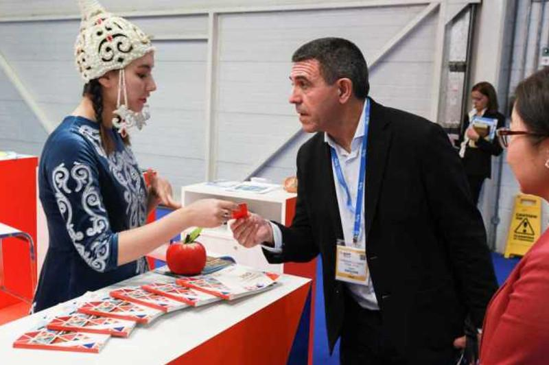 Almaty presented at London's largest tourism exhibition