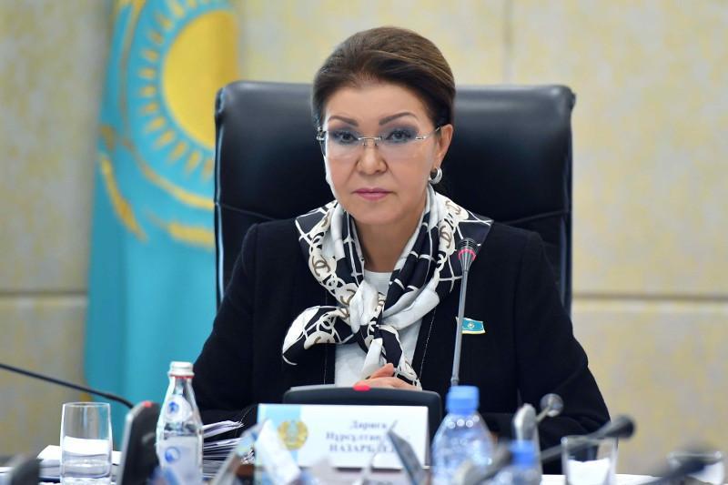 Ускорить цифровизацию и исключить коррупцию призвала Дарига Назарбаева