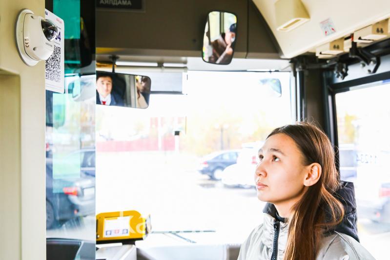 Алматы автобустарына Face Pay төлем жүйесі қашан енгізіледі