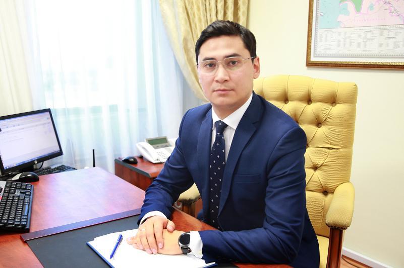 Айдын Каримов назначен заместителем руководителя Канцелярии Премьер-Министра РК