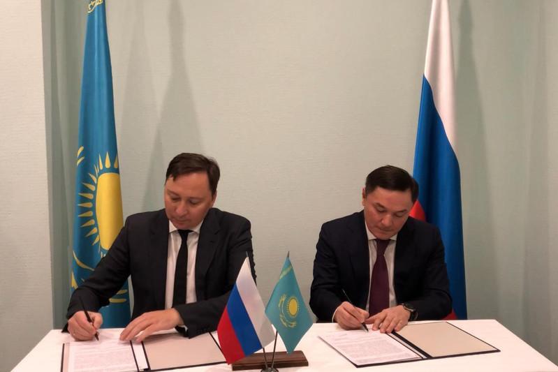 Акмолинская область на форуме межрегионального сотрудничества России и Казахстана: перспективы сотрудничества