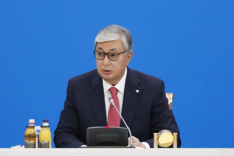Касым-Жомарт Токаев: Форум межрегионального сотрудничества стал полноценным механизмом взаимодействия РК и РФ