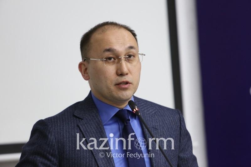 Dáýren Abaev: Azamattyq qoǵamdy damytý salasynda tereń reforma júrgizýge nıettimiz