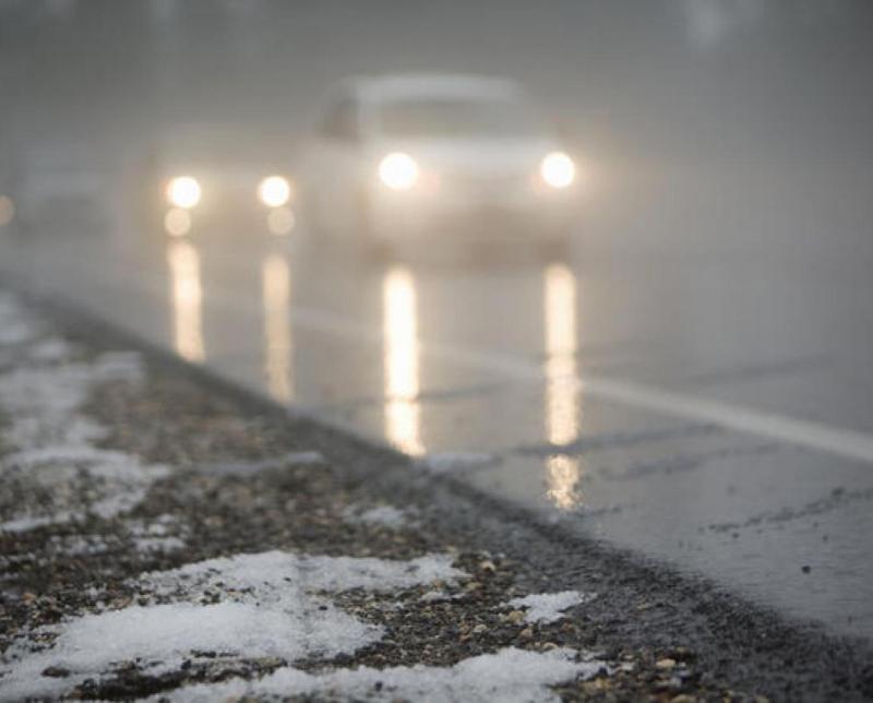Туман и гололед ожидаются в Казахстане 8 ноября