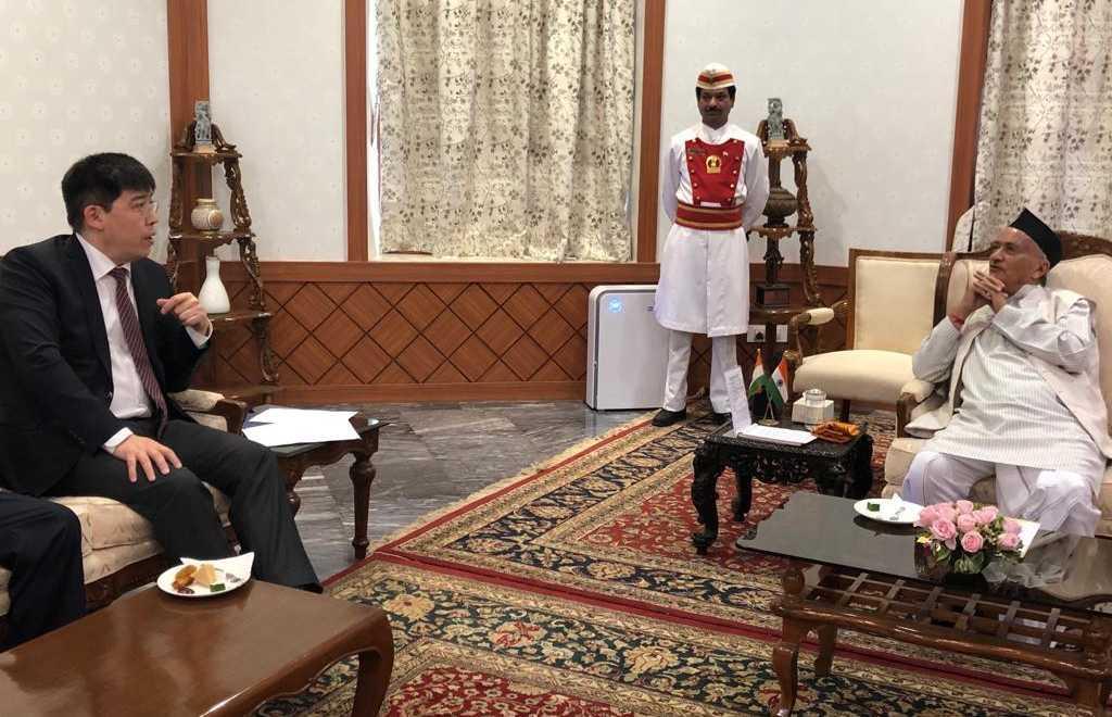 Kazakh-Indian relations  discussed in Mumbai