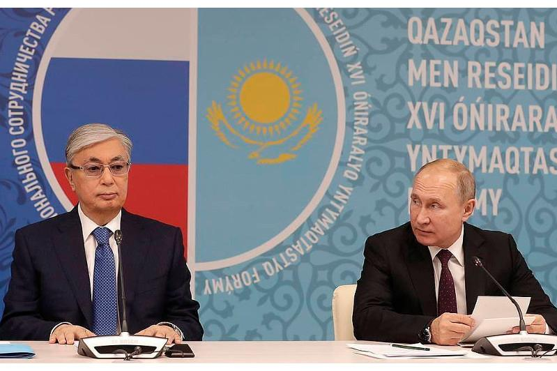 Kazakh, Russian regions actively develop contacts in humanitarian sphere - Putin