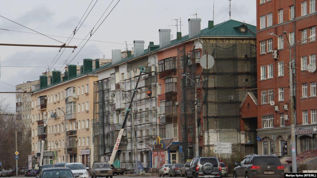 قازاقستان مەن رەسەي مەملەكەتتىك شەكارانى بەكىتتى