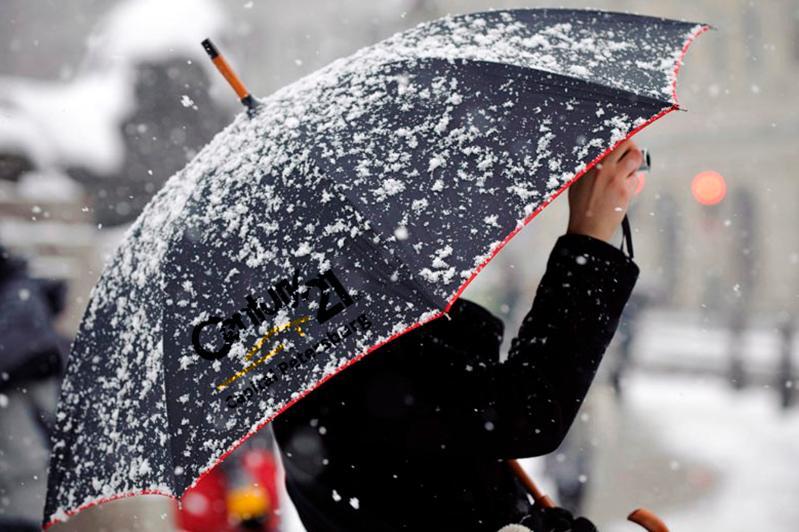 国家气象总局公布周末天气预报