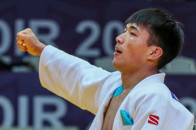 Гусман Кыргызбаев назван лучшим спортсменом октября в Казахстане