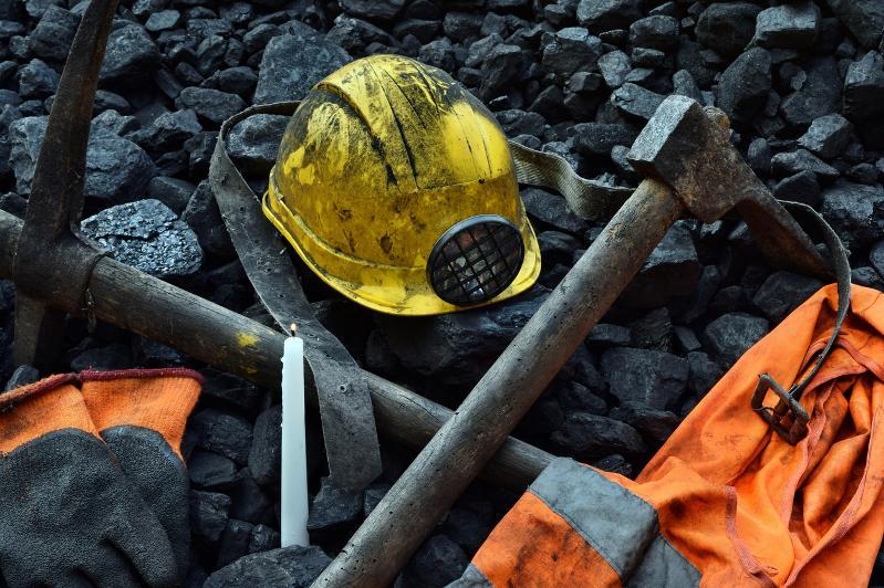 Шахтер погиб на шахте Саранская