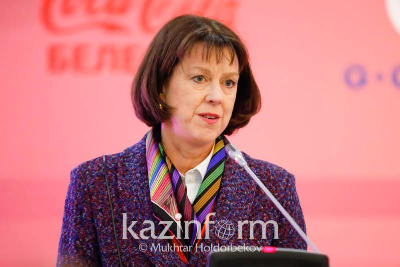 欧洲复兴开发银行副行长:哈萨克斯坦拥有美好的未来