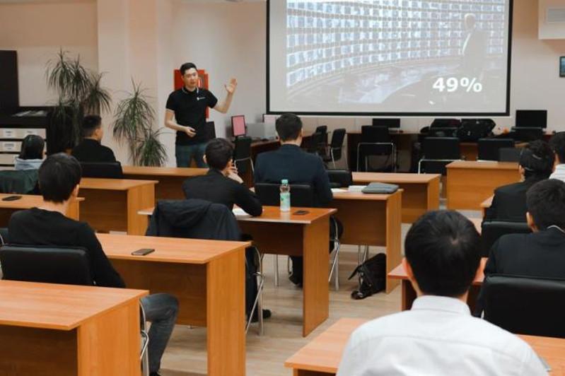 Astana Hub в Атырау представил программу развития региональных стартапов