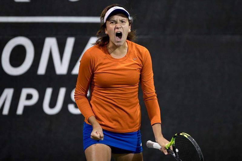 Kazakh-Swiss duo propels into ITF tournament final
