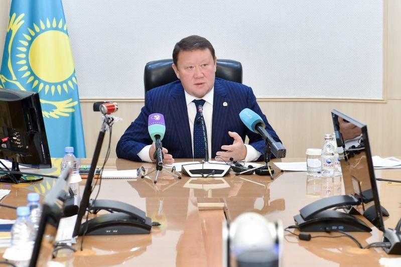 Дороги к райцентрам отремонтируют в Северном Казахстане