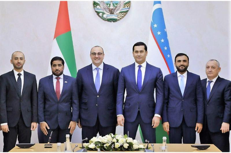 Masdar, Uzbekistan sign power purchase agreement to develop landmark solar project