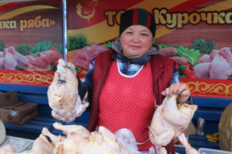 Павлодарда кезекті ауыл шаруашылығы өнімдерінің жәрмеңкесі өтті