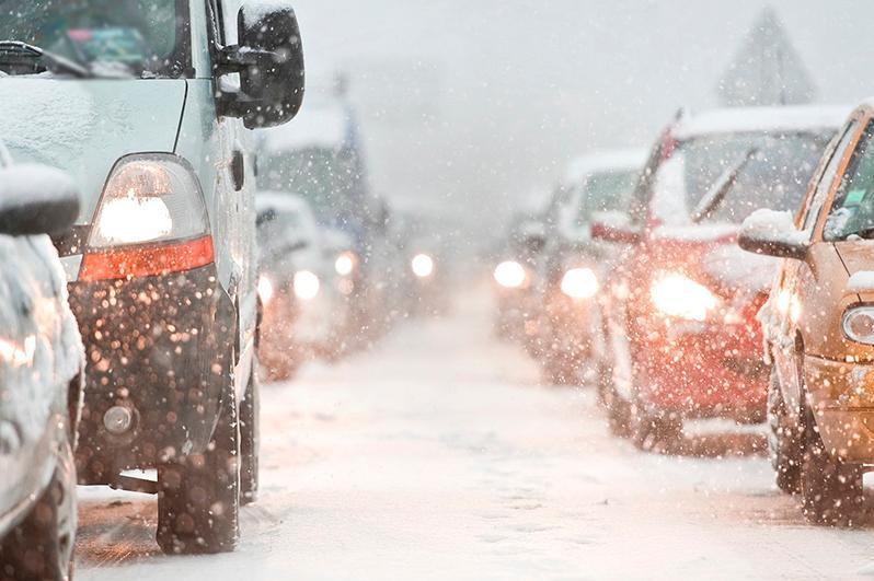 Участки автодорог республиканского значения закрыли из-за непогоды в Акмолинской области