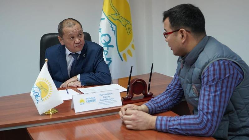 Биржан Нурымбетов рекомендовал активизировать выдачу грантов по программе «Еңбек» в Акмолинской области