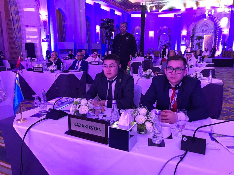 Казахстан принял участие в обсуждении единой системы халал сертификации в Мекке