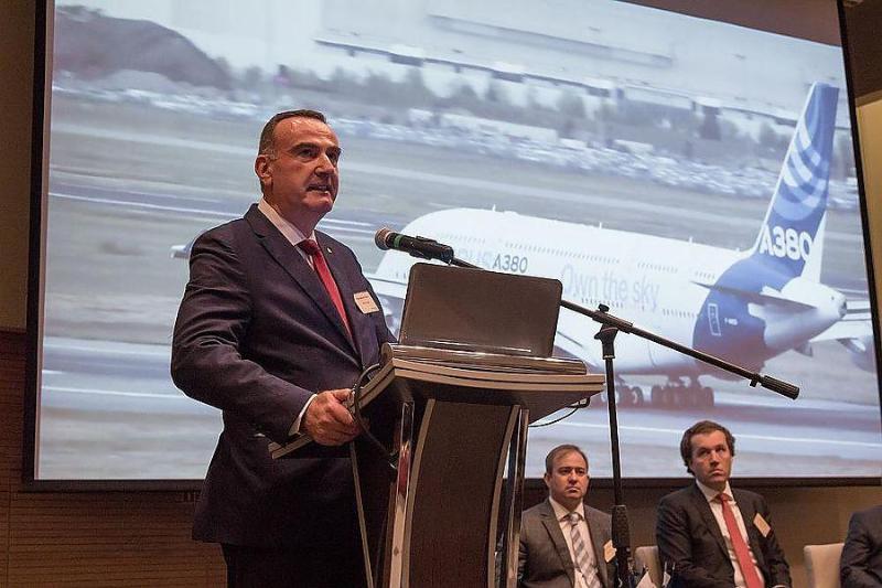 Новые спутники могут быть созданы уже в Казахстане – Лионель Шампо