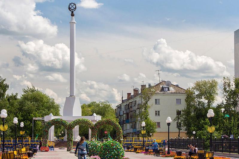 Ботанический сад реконструируют в Петропавловске