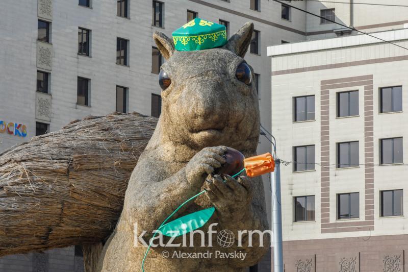 Будут ли демонтировать белку на «Атакенте» в Алматы
