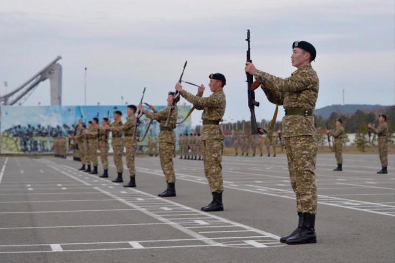 Как готовят будущих защитников Отечества в Кадетском корпусе имени Шокана Уалиханова