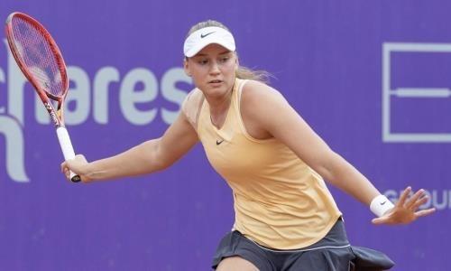 Kazakhstani tennis player reaches career-high in WTA rankings