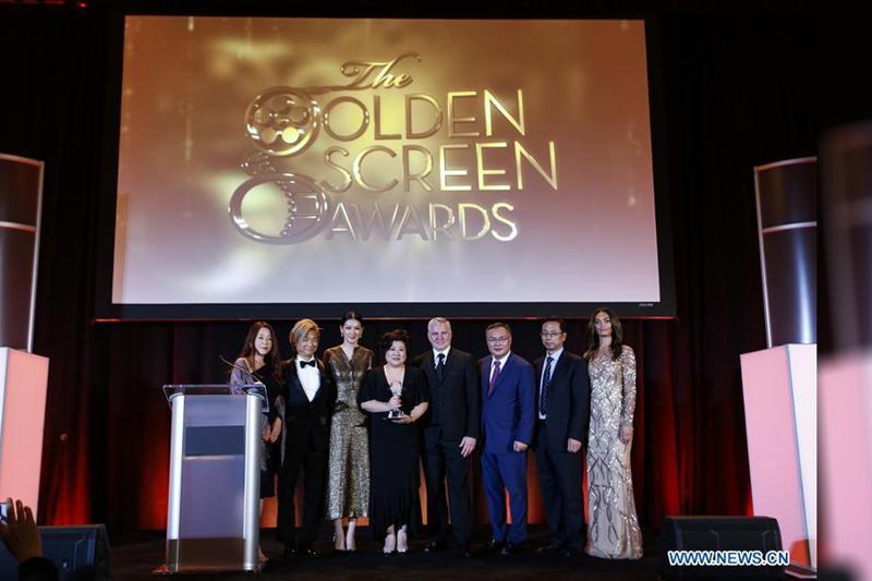 Казахстанско-китайский фильм «Композитор» получил сразу четыре награды Golden Screen Awards-2019