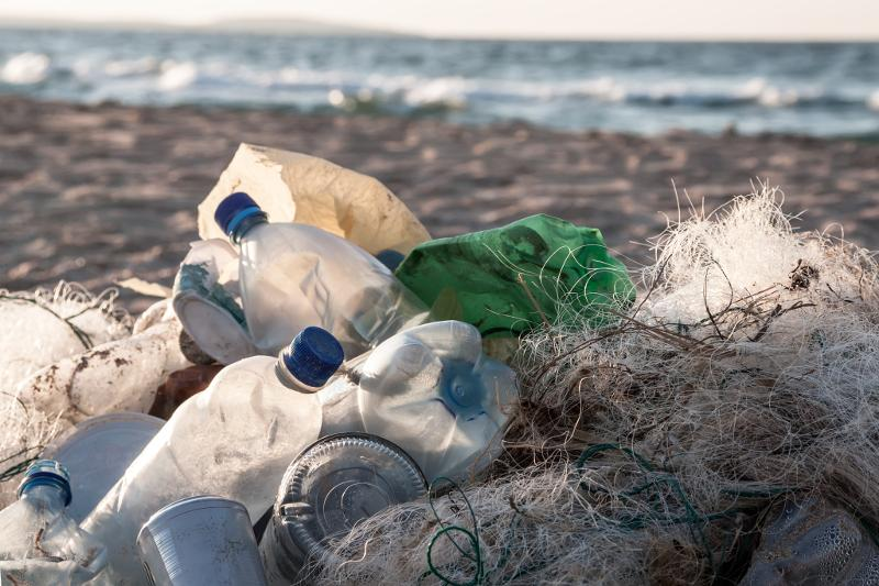 A new invention to fight plastic pollution