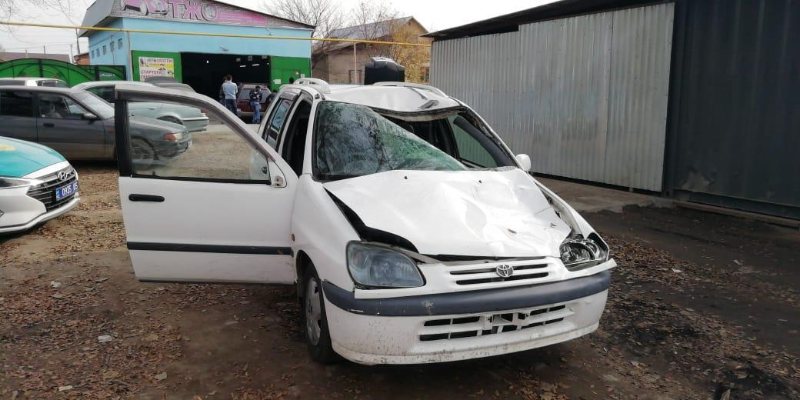 Hit-and-run driver kills 2 in Almaty