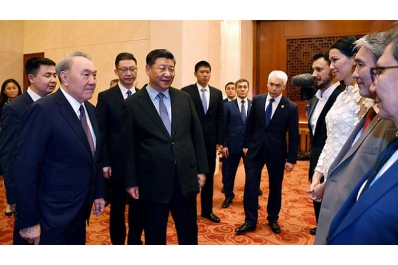 Елбасы поздравил создателей казахстанско-китайского фильма «Композитор»