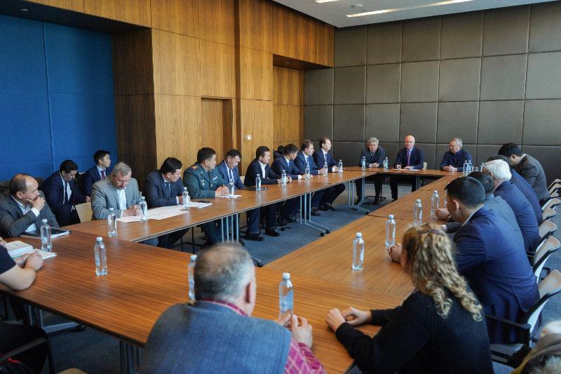 Роман Скляр провел заседание комиссии по определению причин отключения электроэнергии в столице