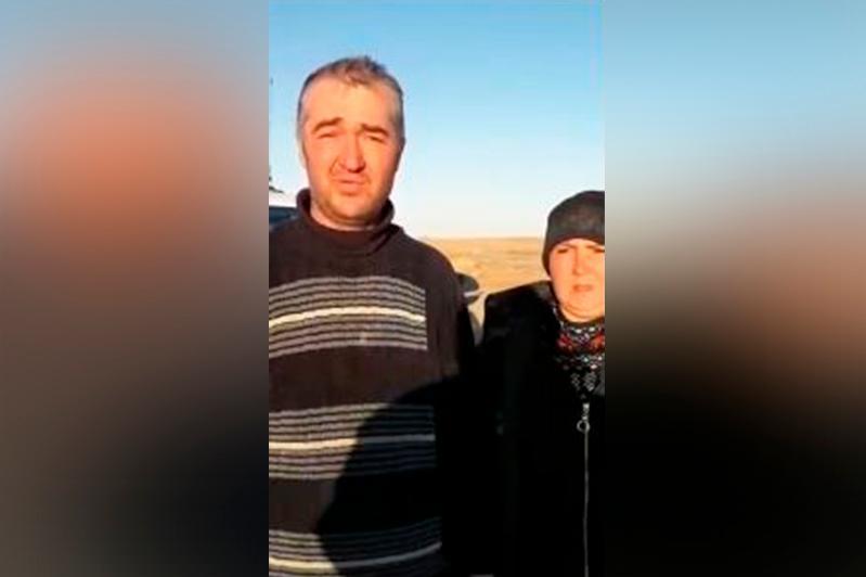 Заблудившиеся двое жезказганцев неделю жили в степи