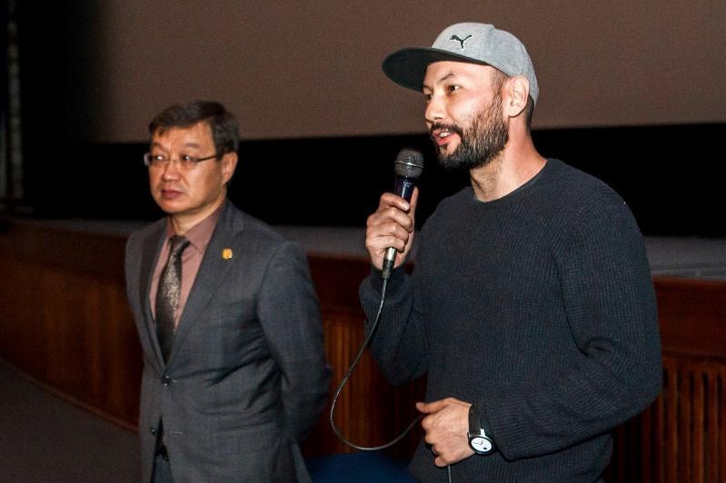 Фильм казахстанского режиссера представлен на международном кинофестивале в Ереване
