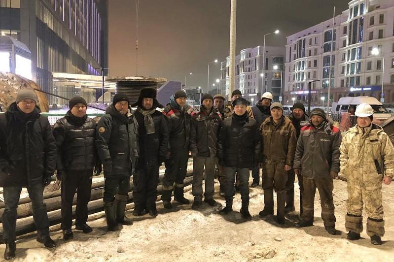Восстановивших электричество работников наградят в Нур-Султане