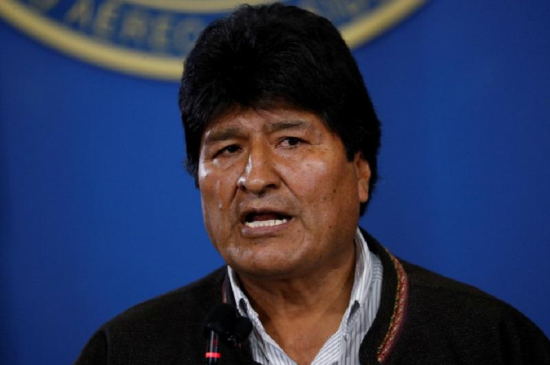 Evo Morales says he is leaving Bolivia for Mexico