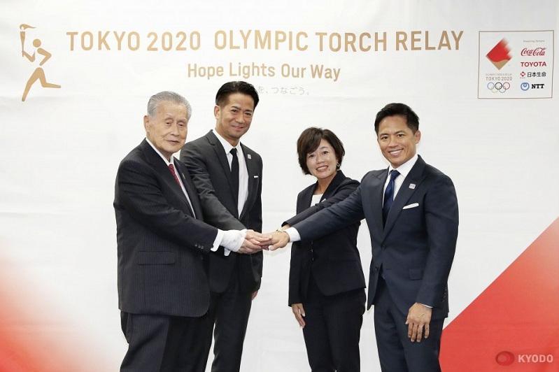 Mizuki Noguchi named 1stJapanese to carry 2020 flame