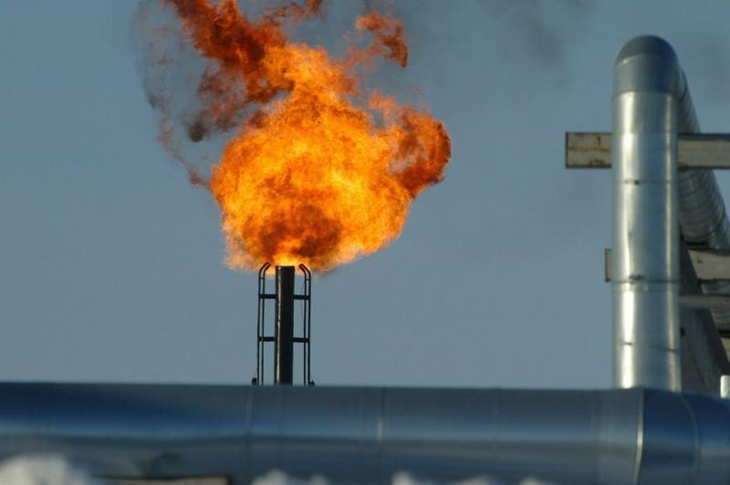 Объем добычи газа составил 46,3 млрд куб.м с начала 2019 года
