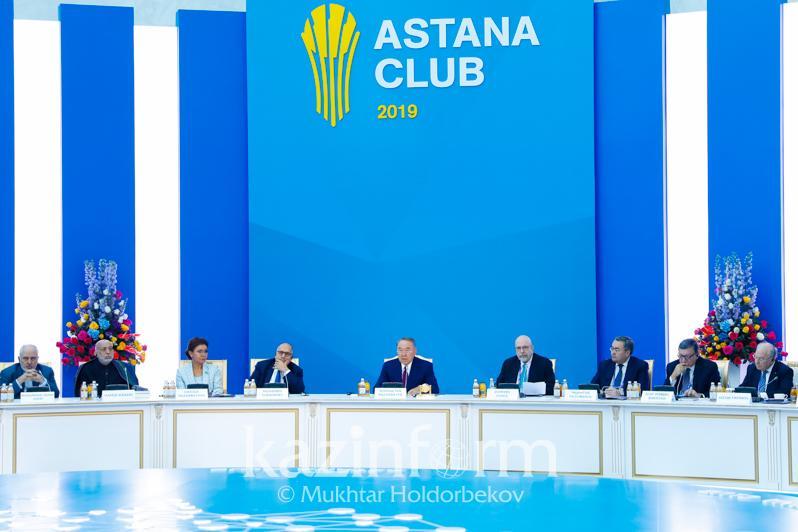 Astana Club has become prestigious venue – Nazarbayev