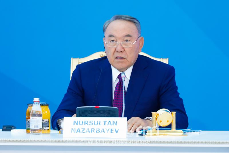 Еуразияның қауіпсіздік жүйесін қайта қарау қажет – Нұрсұлтан Назарбаев