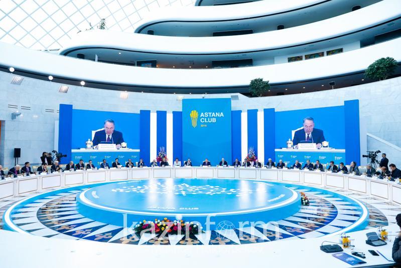 Nursultan Nazarbaev: Tarıh – qatal ekzamenator